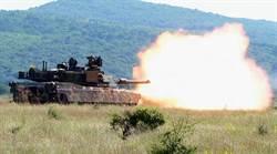 技術轉移!台想買美M1A2坦克當最後防線