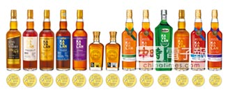 金車噶瑪蘭威士忌 寫台灣傳奇