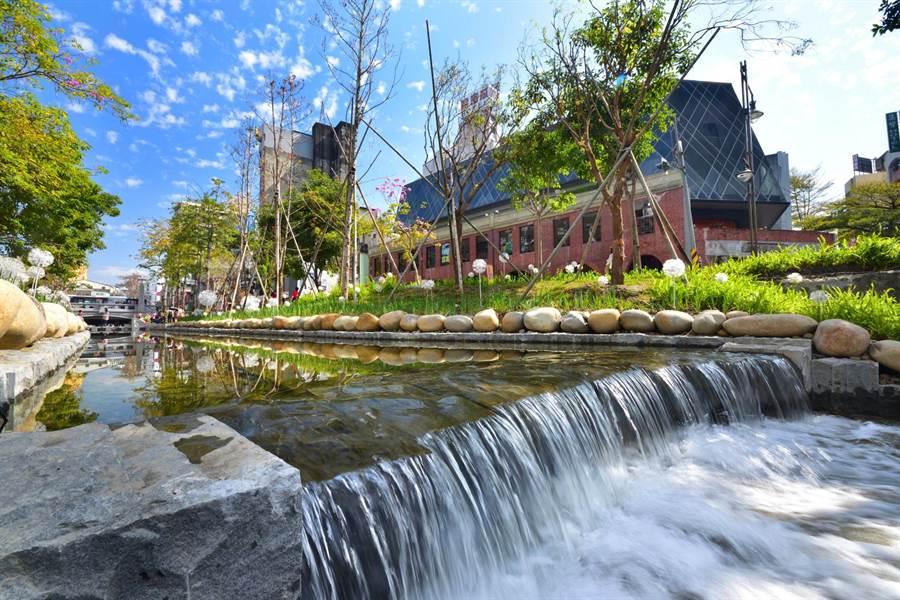 水與環境部分獲中央核定計畫總經費37億元,額度為全國最高,以奠定台中市未來城市水治理基礎。(陳世宗翻攝)