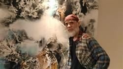 鄧志浩「生華」抽象畫展 高雄福華名品展出