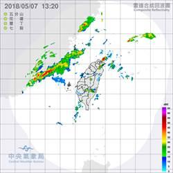 「劇烈天氣」開始了 這四地區的人下班小心豪雨