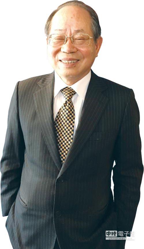 宏盛建設董事長林新欽表示,「宏盛國際金融中心」今年底將力拼100%滿租。圖/蔡惠芳