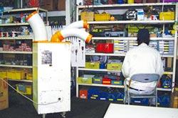 酷暑來襲 SUIDEN移動式冷氣 低成本提高工作效率
