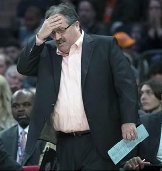 NBA》活塞大地震 總裁兼總教練捲舖蓋