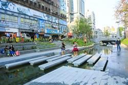 台中綠川、柳川整治奏效 舊城新生現商機