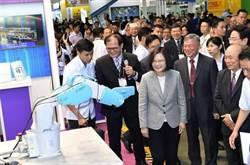 工研院智機展秀技術 領三大產業共創新藍海