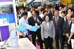 工研院參加台北國際智慧機械暨智慧製造展