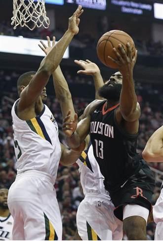 NBA》火箭淘汰爵士 保羅闖西區決賽圓夢