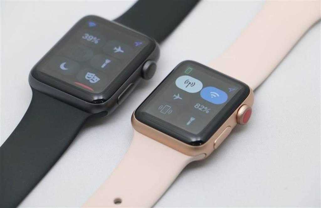 Apple Watch Series 3(GPS+Cellular)在網路設定上的設定功能特別與其他Apple Watch不同。(圖/黃慧雯攝影)