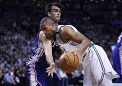 NBA》綠衫軍創奇蹟 挺進東區決賽遭遇騎士