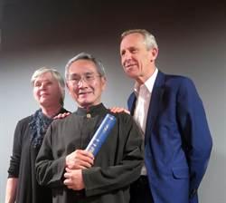 林懷民獲頒三一拉邦學院榮譽院士