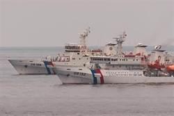 南援三號明操演  海巡署:建立太平島為南海救援中心