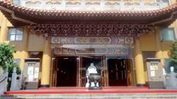 台中慈明寺14日起舉辦水陸法會