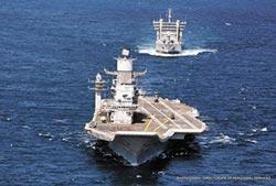 印上將撂話:50戰艦全天監控陸艦