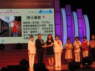 慶祝國際護師節 蘭嶼殉職護理師蔡邑敏獲特殊奉獻獎