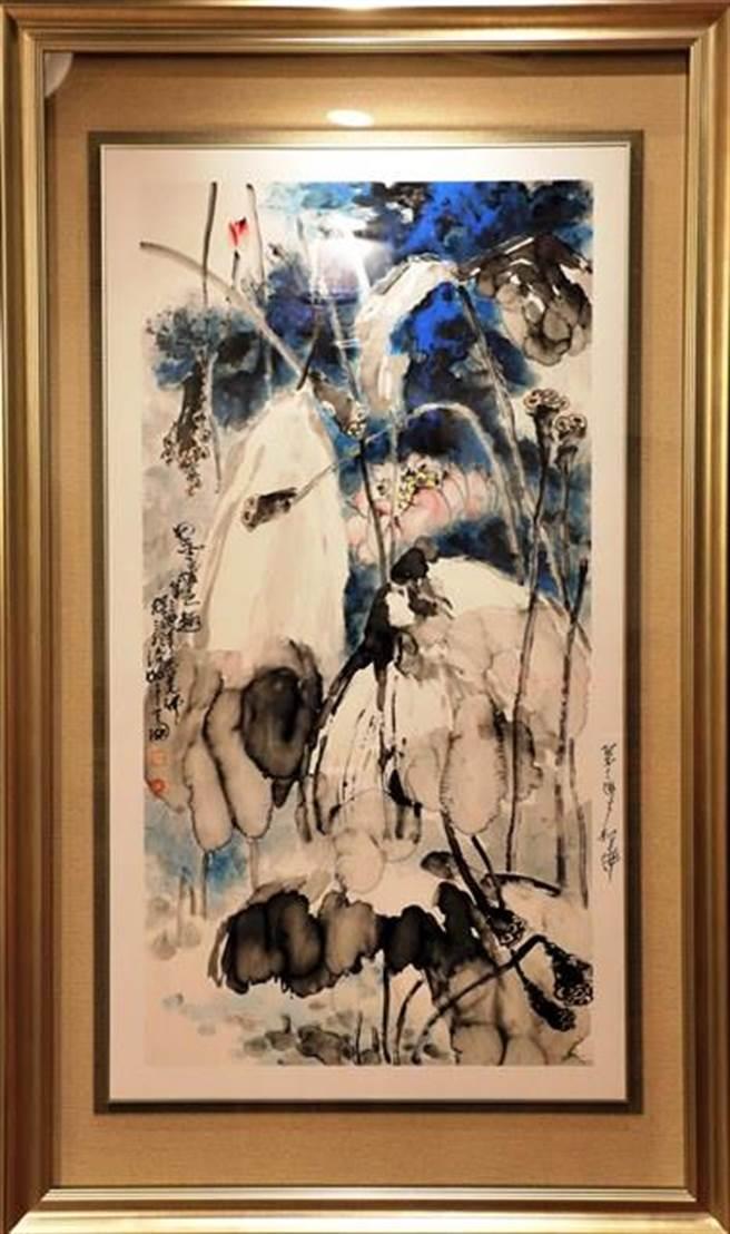 H.H.第三世多杰羌佛工巧明頂級藝術品莊嚴了道場/圖片來源:中華國際佛教聞修正法會