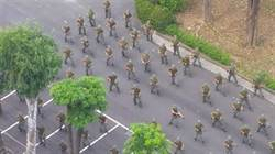 影)國軍刺槍軟趴趴陸網酸「嬌喘」?陸軍回應說…
