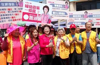 嘉義市議長蕭淑麗參選市長 喊生育補助1萬至3萬