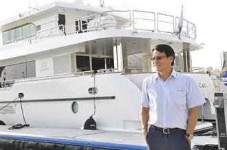 嘉鴻遊艇集團呂佳揚獲海洋貢獻獎  11日授獎