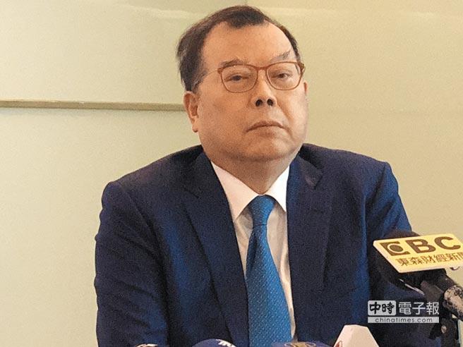 力晶創辦人黃崇仁         圖/蘇嘉維攝