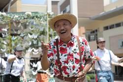 金曲歌王紅花襯衫上身 遭虧像「會把妹的日本大叔」
