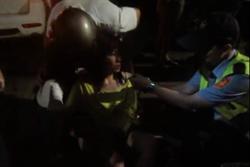 女吃燒酒雞慶母親節 酒駕撞車6人傷