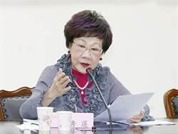 呂秀蓮發聲明挺台大 蔡正元:給歷史性的掌聲
