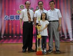 心算神童丁協和「比計算機快」 將代表台灣赴馬國爭光