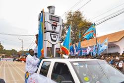 剛果機器人交警