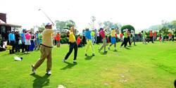 揮出愛心靜宜大學主辦「第15屆全國EMBA高爾夫球聯誼賽」 5月18日登場