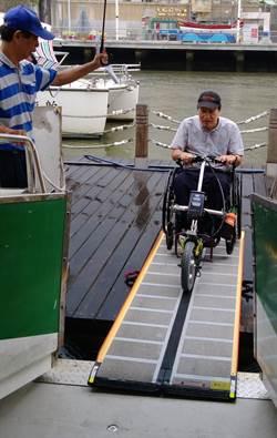 航港局補助離島客船無障礙設施 提升海運服務品質