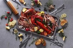 吃個痛快!超熱賣「舊金山海鮮桶」再升級成海派大餐