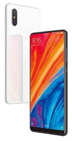 小米MIX 2S、紅米Note 5 在台上市 首月加送無線充