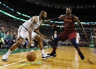 NBA》沒有吹牛!莫里斯讓詹姆斯G1投6中2