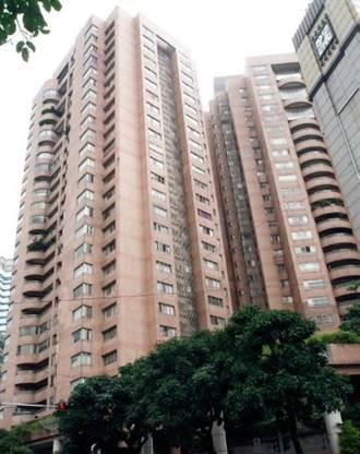 大安區豪宅狂跌價!屋主買在低點仍慘賠逾2千萬