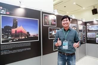 越南生到台灣讀國文系  拍建築及古蹟獲比賽第1名