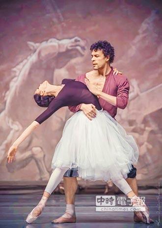 4大芭蕾舞星 下月登台飆舞藝