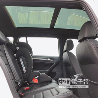 試車報告-VW Golf Variant 280 TSI R-Line