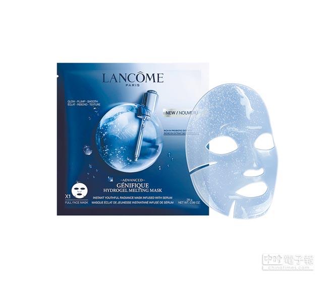蘭蔻超進化肌因活性凝凍面膜7片,2900元。(蘭蔻提供)