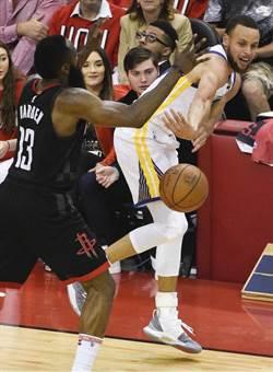 NBA》惡漢巴克利改口:勇士橫掃火箭啦