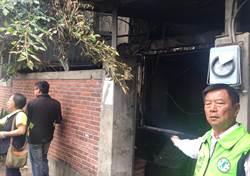 台中歷史建物頻傳超自「燃」現象 市議員批政府是共犯