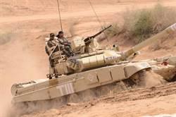 追求舒適?印度在T90戰車外裝座椅