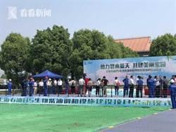 讓汽車改喝地溝油 上海B5生物柴油基地啟動