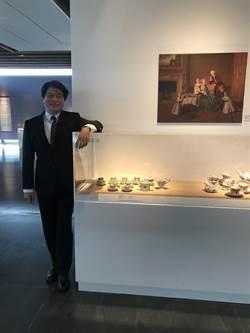 兩百年前的歐洲紫砂壺 首次在台灣展出!
