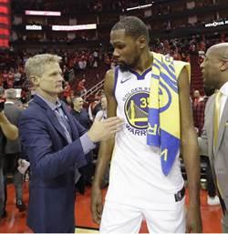 NBA》系列賽首戰14勝1敗 勇士教頭科爾再創紀錄