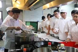 弘光科大邀日韓名廚短期授課 傳授道地美食