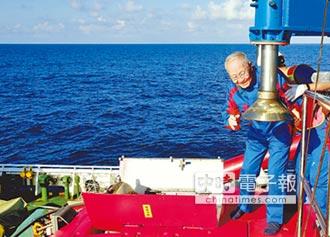 陸8旬深海勇士 南海發現冷水珊瑚林