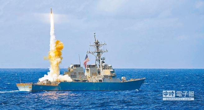 2017年6月30日,美宣布批准對台軍售案,包括MK-41垂直發射系統。(取自美國海軍官網)