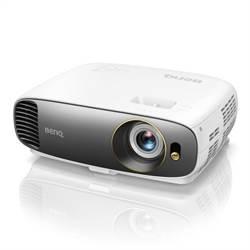 BenQ 4K HDR家用投影機 勇奪台灣銷售第一