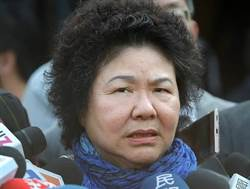 若菊參選台北市   呂秀蓮澄清:是發表文情並茂的文章